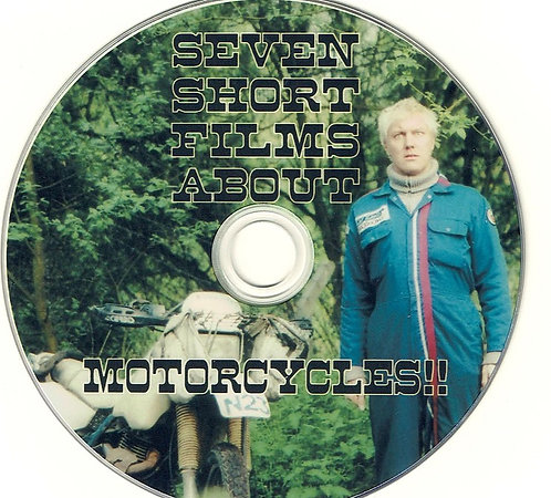 Seven Short Films about Motorcycling DVD