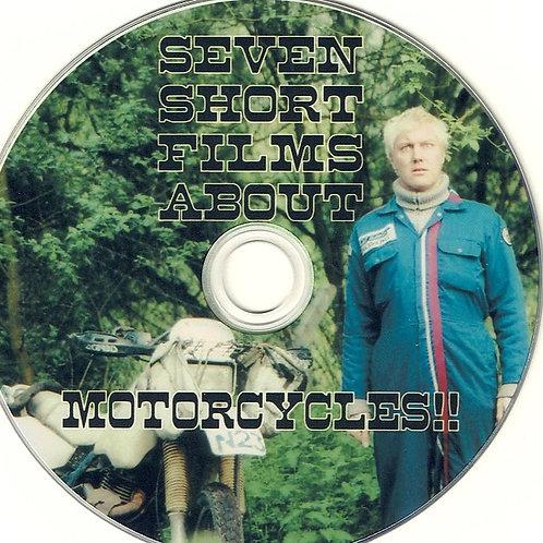Seven Short Films about Motorcycling DVD