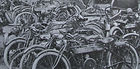 WW1 Military Motorcycles