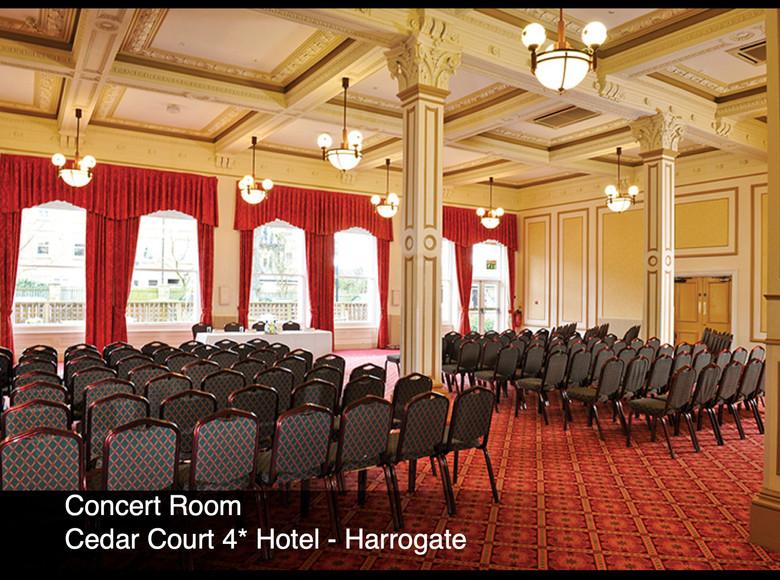 Concert room _ Harrogate