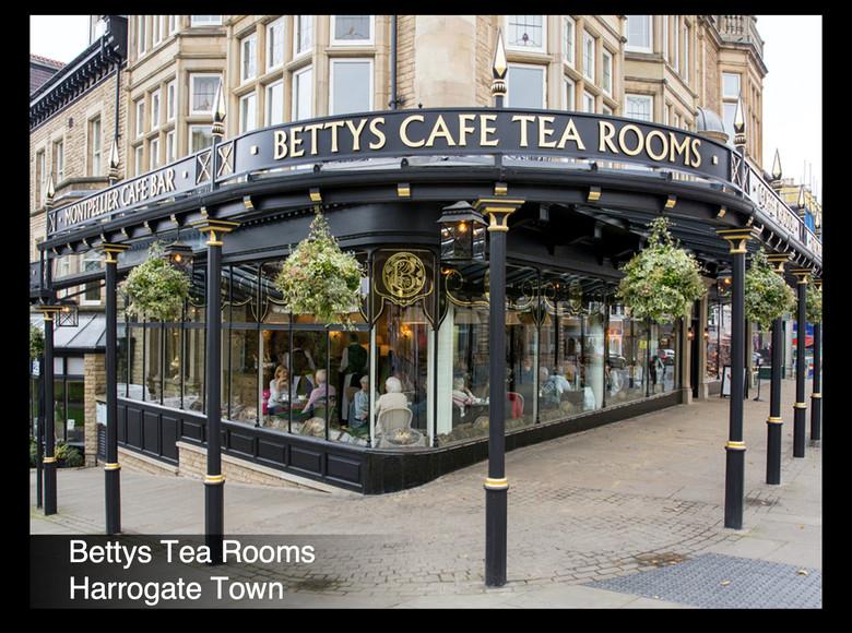 Bettys Tea Rooms in Harrogate