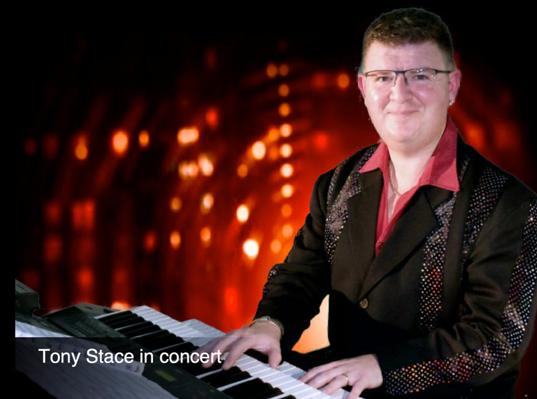 Tony Stace in concert