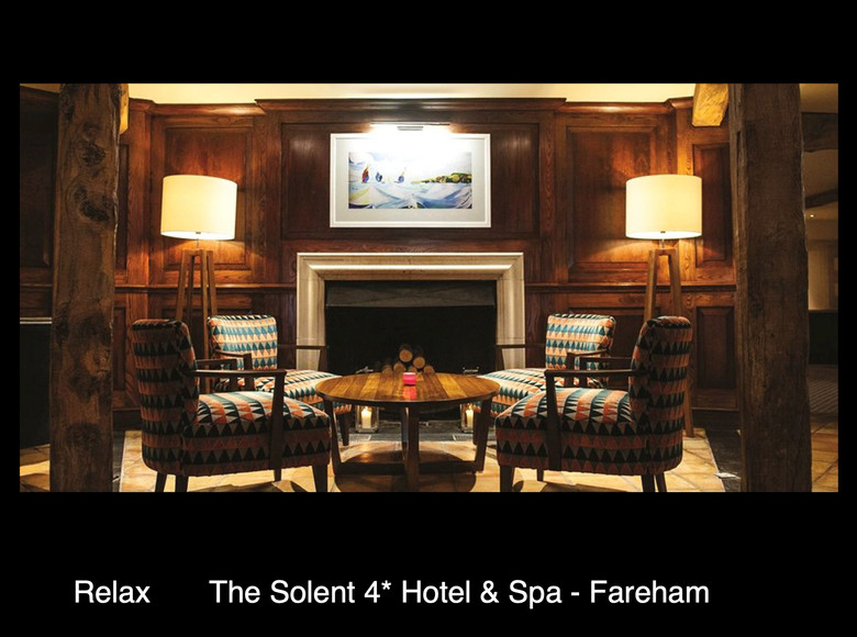 Relax at The Solent Hotel