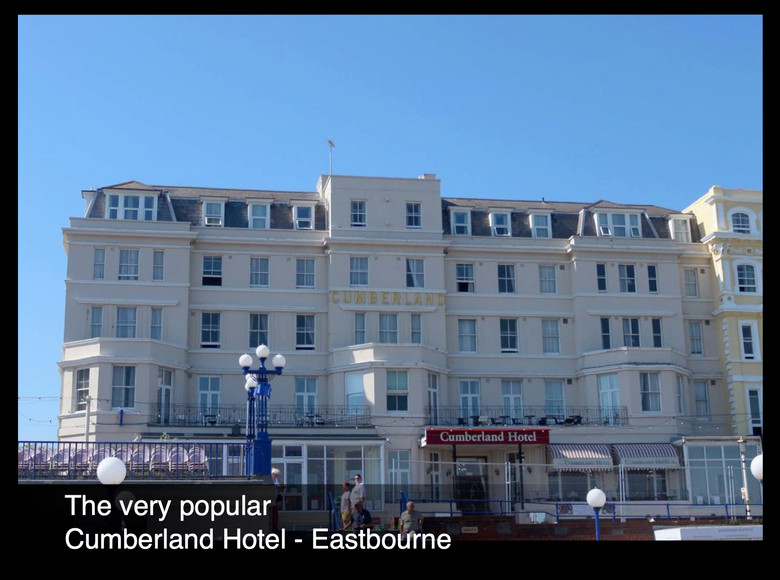 The Cumberland Hotel - EASTBOURNE