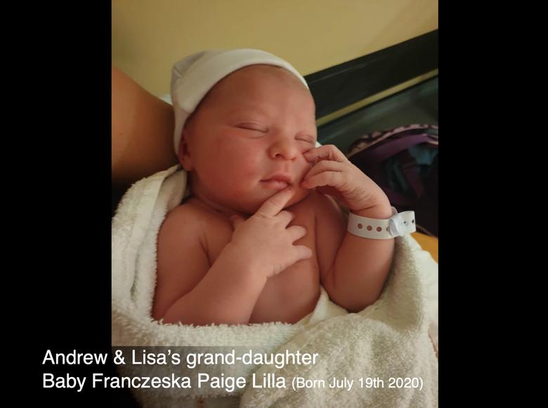 Baby Franczeska