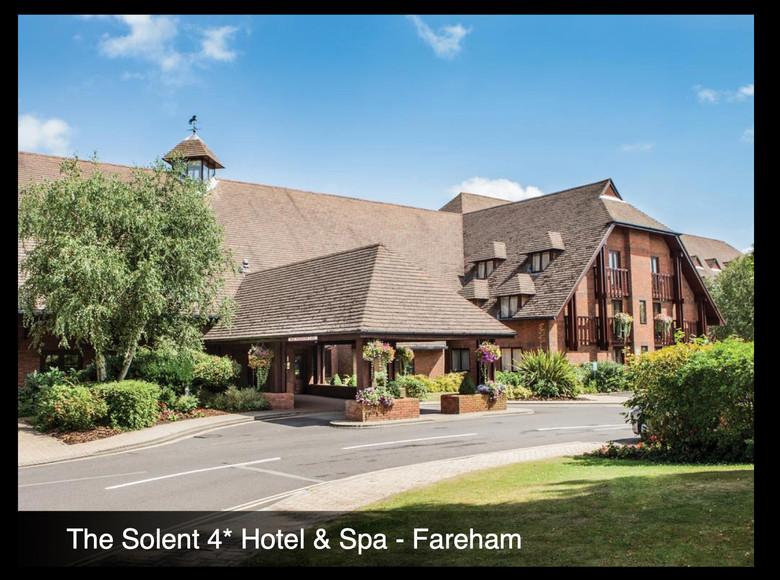 The Solent 4* Hotel & Spa, Fareham