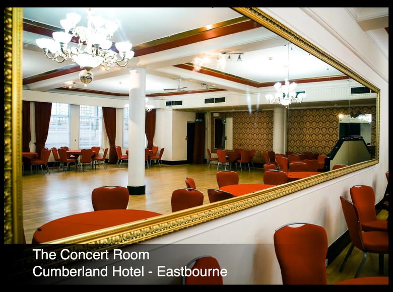 The concert room - EASTBOURNE