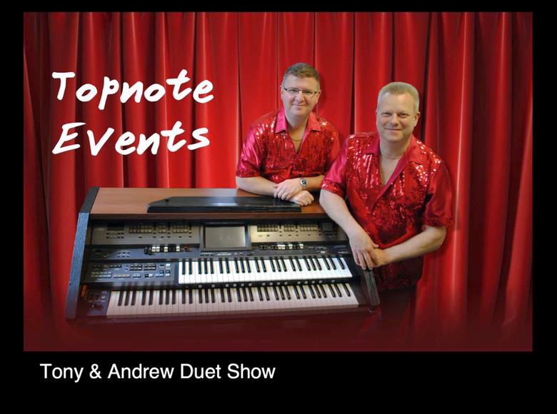 Tony & Andrew Duet Show
