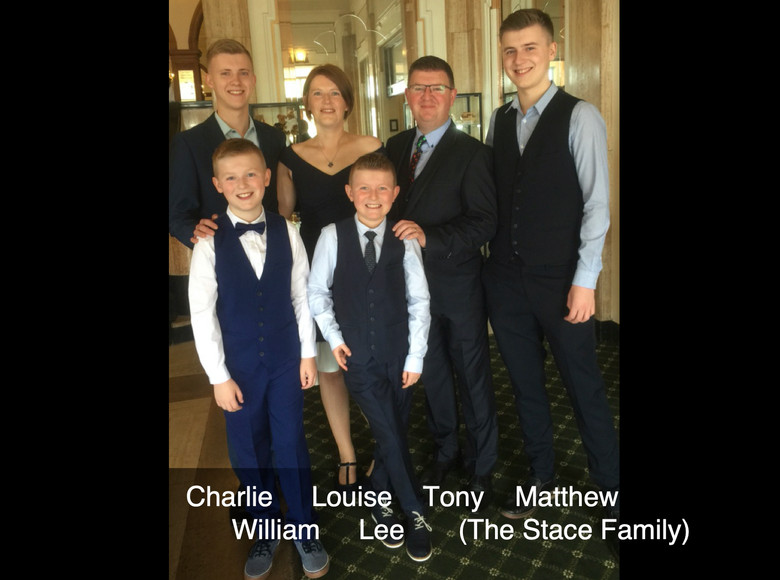 The Stace family