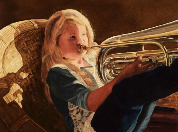 Bugle Girl