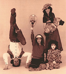 The Fun Company - Family band