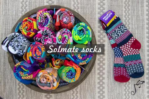 solmate socks - stopmotion