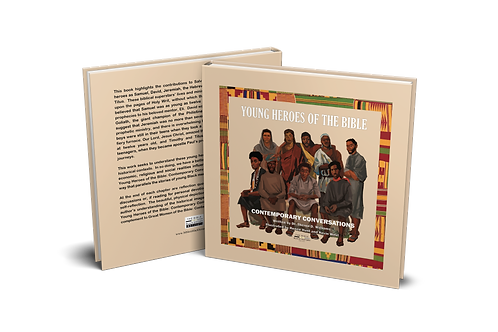 Digital Version: Young Heroes of the Bible: Contemporary Conversations