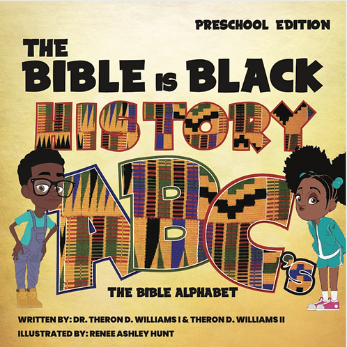 The Bible is Black History ABCs