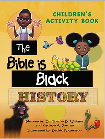 TBIBH Children's Activity Book