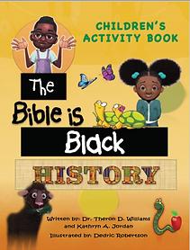 TBIBH Children's Activity Book