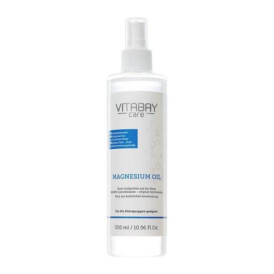 Original Zechstein Magnesium Öl - Magnesiumchlorid Spray - derma. 600 Milliliter
