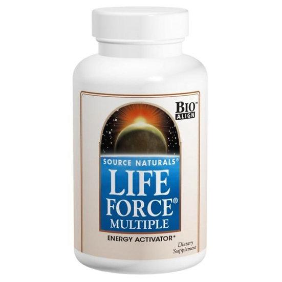 Life Force Multivitamin - mit Eisen - 60 Kapseln