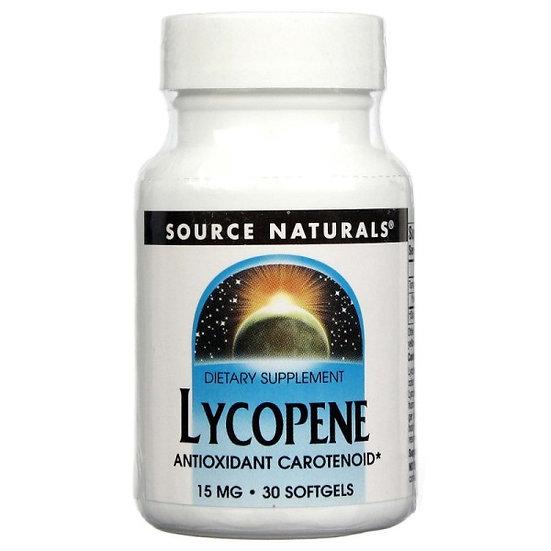 Lycopin - 15 mg - 30 Softgels