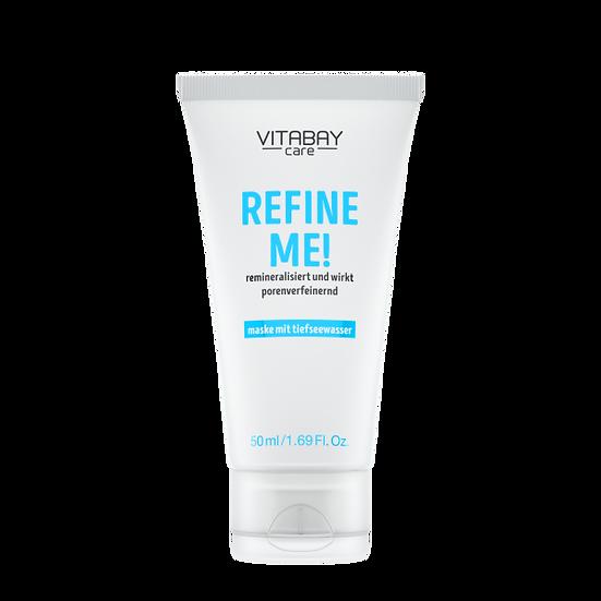 Refine Me! 50 ml – Gesichtsmaske verfeinert große Poren, festigt.