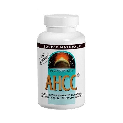 AHCC® - 500 mg - 30 Kapseln - mit Bioperine