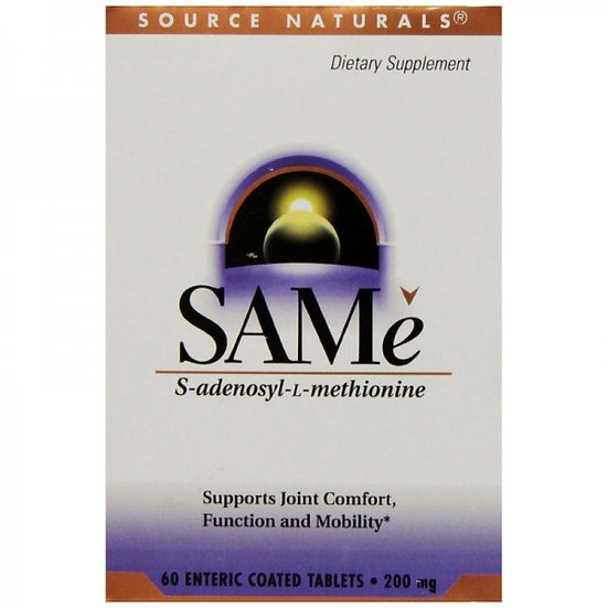 SAMe - 200/400 mg - 60/30 Tabletten