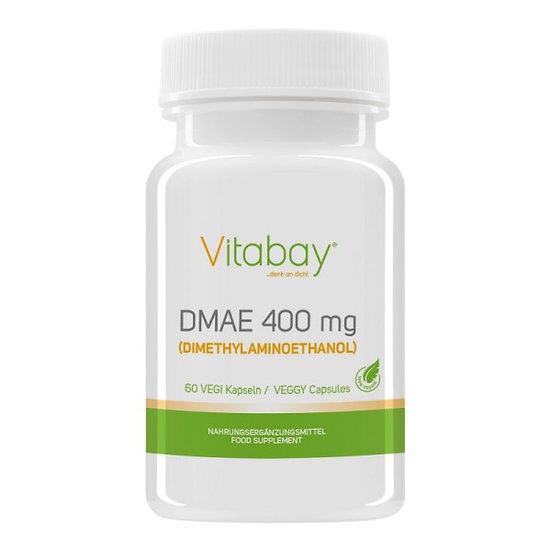 DMAE (DiMethylAminoEthanol) - besonders hochwertig - 400 mg - 60.