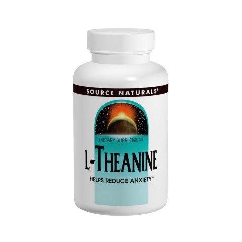 L-Theanin - 200 mg - 60 Tabletten
