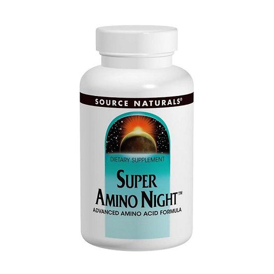 Super Amino Night™ - Aminosäuren-Formel für die Nacht mit zusätz.