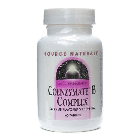 Coenzym Vitamin B Komplex - 60 Lutschtabletten