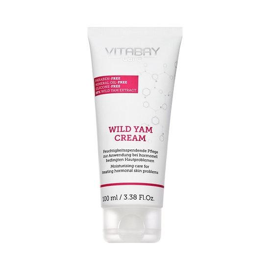 Wild Yams Creme extra stark – mit 80% Wild Yams Extrakt - 64% Di. 250 Milliliter