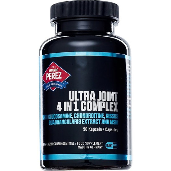 Ultra Joint 4-in-1 Complex - Glucosamin - Chondroitin - Cissus -.