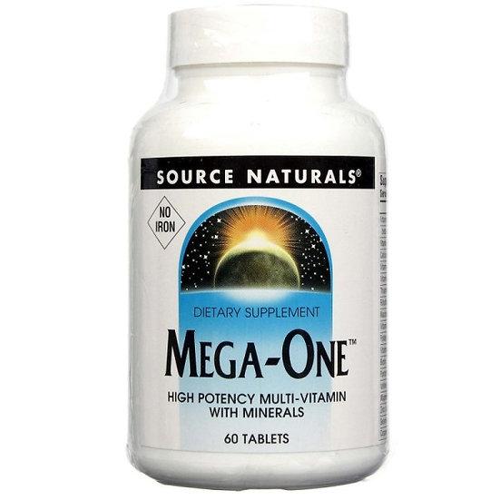 Mega-One Multivitamin-Mineral - 60 Tabletten