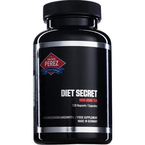 Diet Secret - Ning Hong Tee - Fatburner & Appetitzügler - 120 Ka.