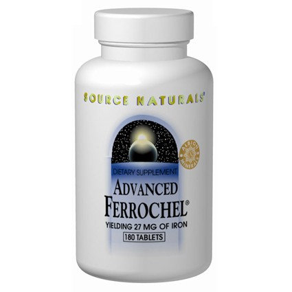 Eisen - Advanced Ferrochel - 180 Tabletten