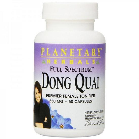 Dong Quai Full Spectrum - 550 mg - 60 Kapseln