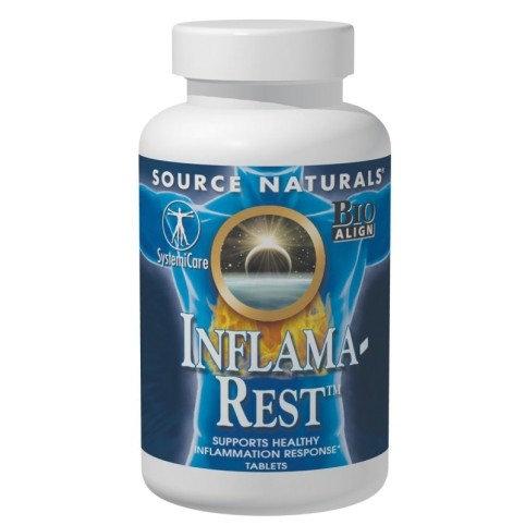 Inflama-Rest - 60 Tabletten - COX-2-Hemmer - Komplette Gelenk-Fo.