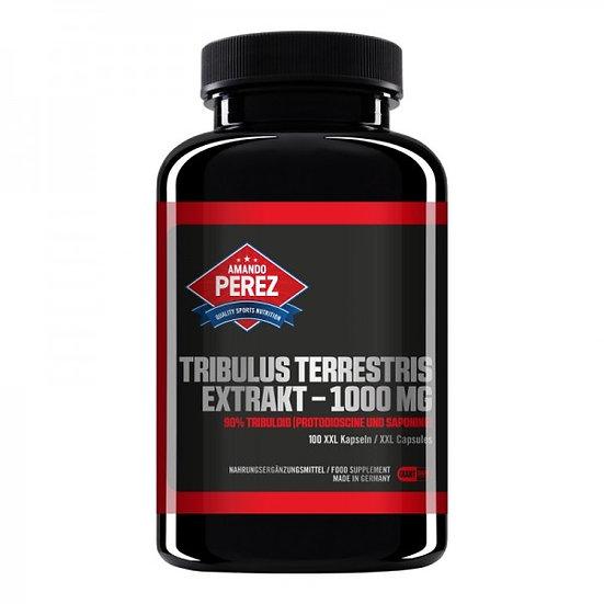 Tribulus Terrestris Extrakt - 1000 mg - 90% Tribuloid - 100 Gian.