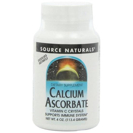 Buffered Vitamin C - gepufferte und leicht bekömmliche Rezetur -.