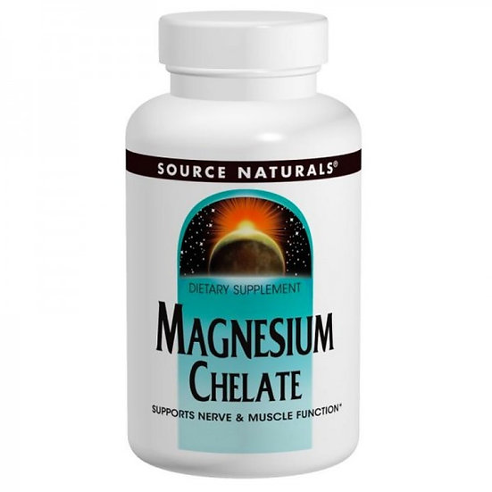 Magnesium Aminosäure-Chelat - 100 mg - 100 Tabletten