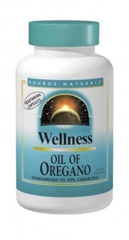 Oreganoöl - Oil of Oregano mit 70% Carvacrol - 60 Kapseln