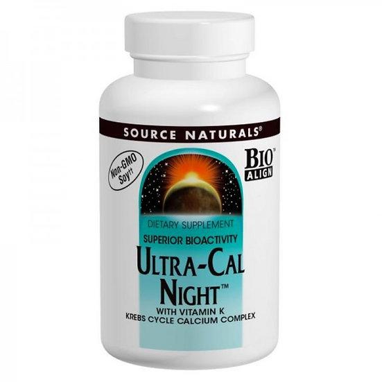 Ultra-Cal Night™ Kalzium mit Vitamin K