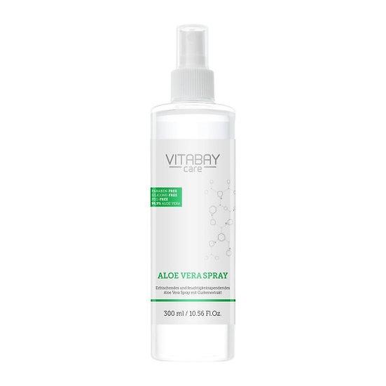 Aloe Vera Spray für Körper & Haar - 99,9 % biologisch reine Aloe. 600 Milliliter