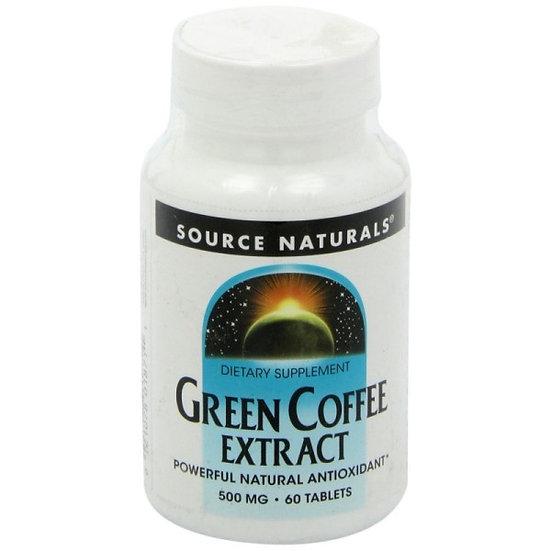 Grüner Kaffee Extrakt - 500 mg - 60 Tabletten