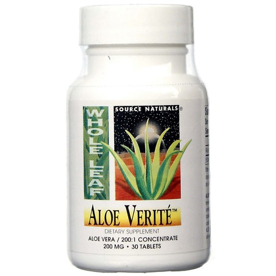 Aloe Vera 40.000 mg / Aloe Vera Konzentrat - 200 mg - 30 Tablett.
