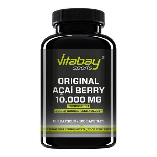 Original Açaí Berry 10000 mg - 120 Kapseln