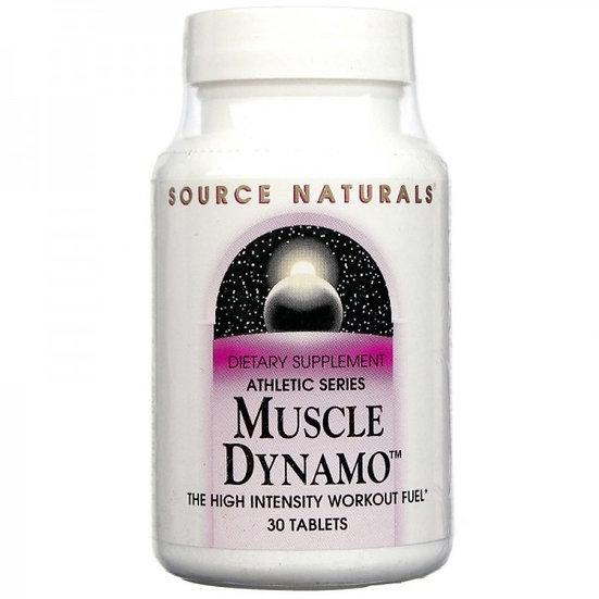 Muscle Dynamo - Der Muli-Vitalstoff-Komplex für den Sportler