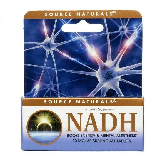 NADH 10 mg - 30 Sublingualtabletten