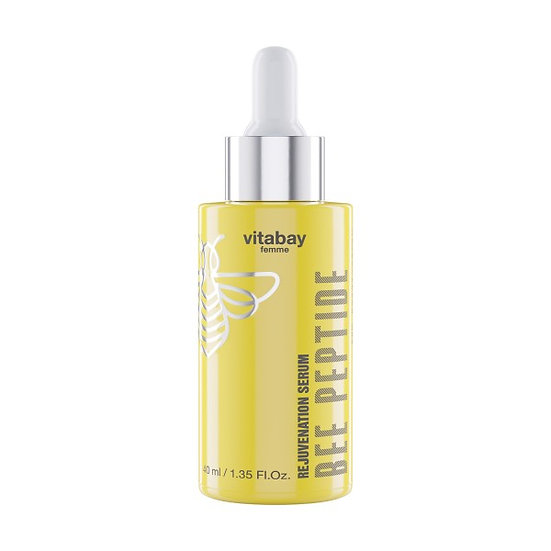 Bee Peptide Serum 40 ml - Rejuvenation mit RoyalEpigen P5, Propo.