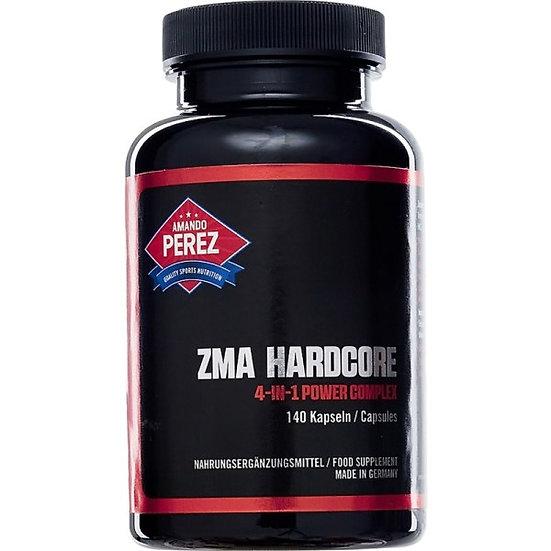 ZMA Hardcore - NEUE REZEPTUR - Mit Zinksulfat und Magnesiumoxid